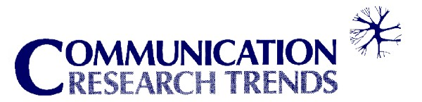 Communication Research Trends